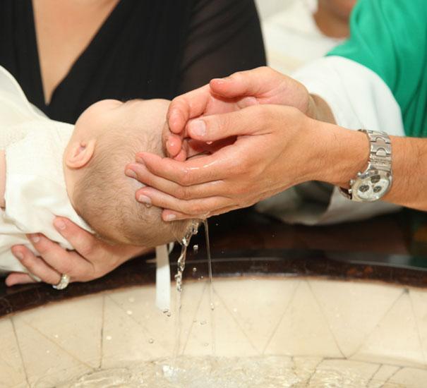 Fête de baptême