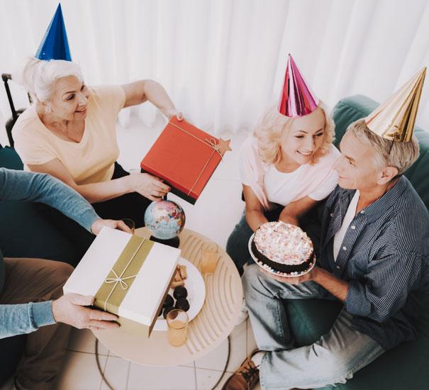 Fête de départ à la retraite