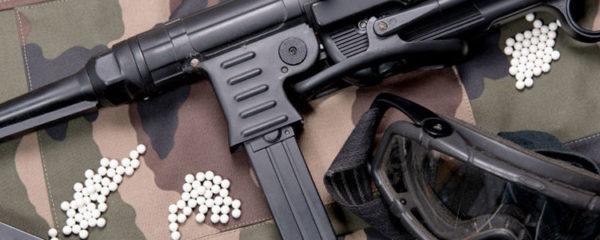 Pistolets à billes